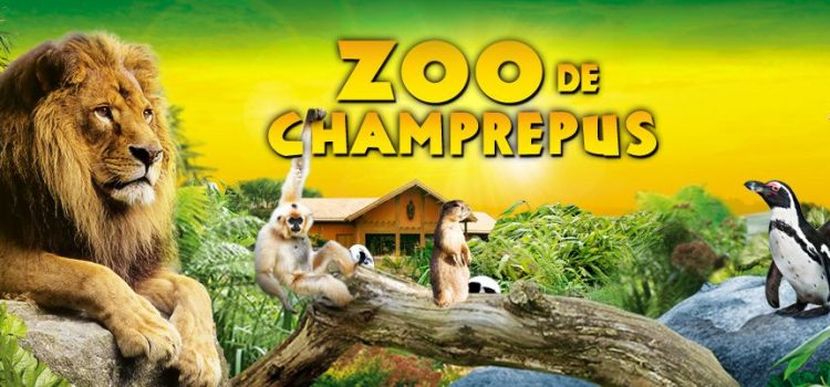 illustartion zoo de champrepus